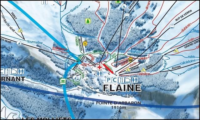 TSF2 du Pré (†) - Flaine (Le Grand Massif) - Forums Remontées Mécaniques