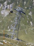 pylône 1 à 2100 m