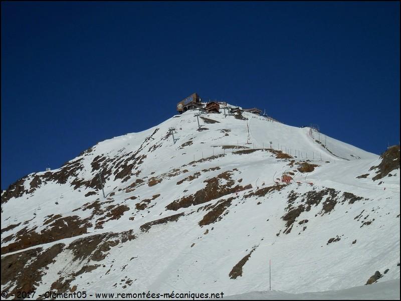 Télésiège fixe 4 places (TSF4) du Glacier - www.remontees ...