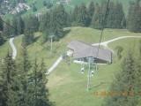 station intermédiaire chalet d'alpage