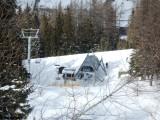 La gare aval vue depuis la fin de la piste de la Québécoise.JPG
