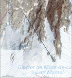 TSD du glacier de Mantel