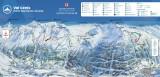 Plan des pistes Val Cenis (2018)