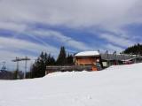 TCD6 de Super-Morzine - Vue panoramique de la gare amont