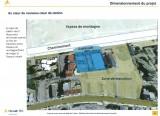 Plan de situation CENTRE AQUA-RECREATIF 2