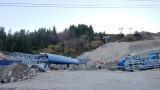 [Crozet-Lelex] Construction gare aval TSCD6-10 Bergers le 24.10.18