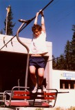 TSF2 Le Mayentzet en 1987