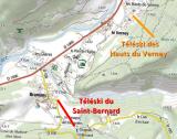 Situation des téléskis des Hauts du Verney et du Saint-Bernard.png