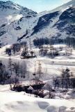 Le départ du télésiège du Vallonnet de l'autre côté de l'Arc à la fin des années 60 (D.R.).png