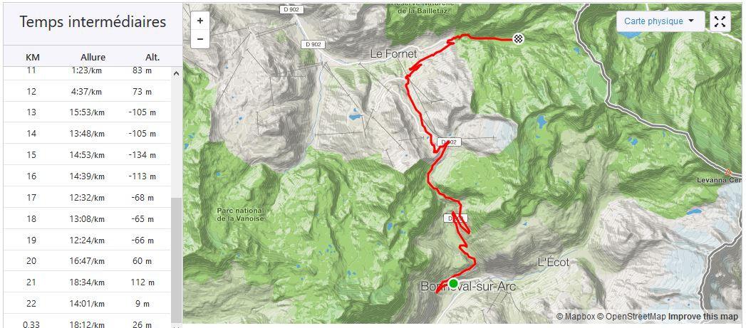 Tour de 6 jours entre Haute Maurienne et Haute Tarentaise  Gallery_6029_5096_103246