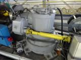 Le réducteur et l'arbre de transmission au moteur thermique.JPG