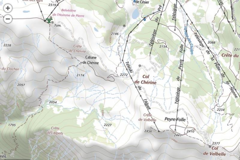 alet - geoportail