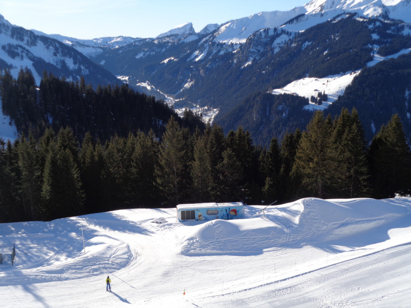 Second Chatel Snow Factory