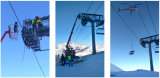 incident TSD6 de Bellecombe - Les Deux-Alpes