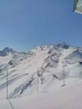 Vanoise depuis la TCD8 Mont Vallon
