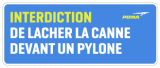 Poma - Canne pylône