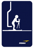 Poma - Assise siège