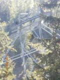 pylône 1, côté nord