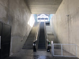 Les escalators qui permettent de rejoindre La Folie Douce.jpeg