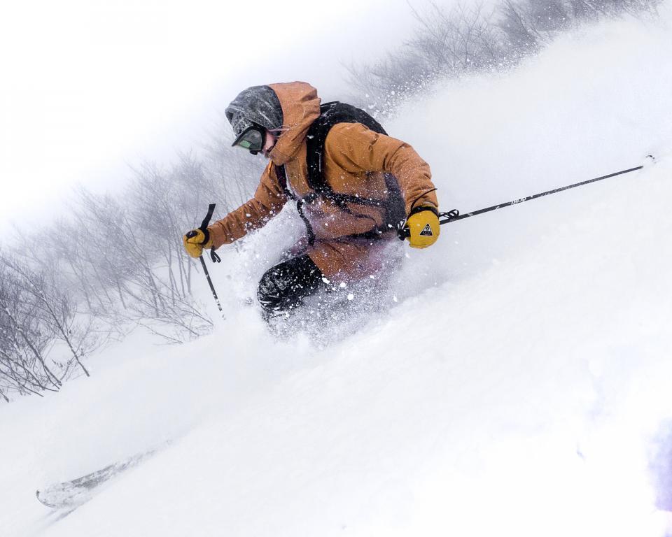 i love ski Photo