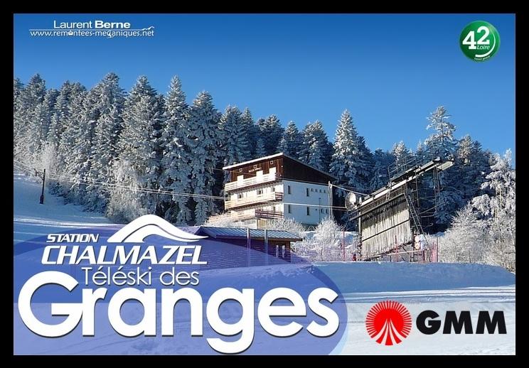 TKD des Granges - Chalmazel (Loire) - Forums Remontées