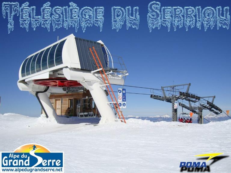 Tsf4 du serriou alpe du grand serre forums remont es - Office du tourisme alpes du grand serre ...