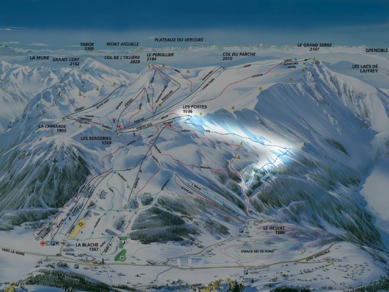 Les noires dignes de ce nom forums remont es m caniques - Office du tourisme alpes du grand serre ...