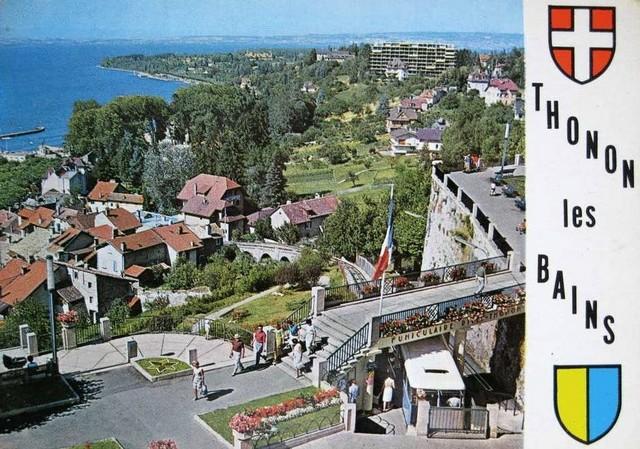 Funiculaire funi thonon rives - Office du tourisme de thonon les bains ...